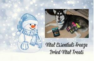 Vital Essentials Freeze Dried Vital Treats