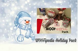WOOFipedia Holiday Pack