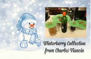Winterberry Collection from Charles Viancin