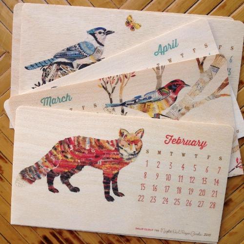 dolan critter calendar