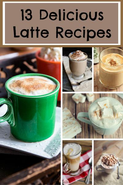 13 Delicious Latte Recipe Feature