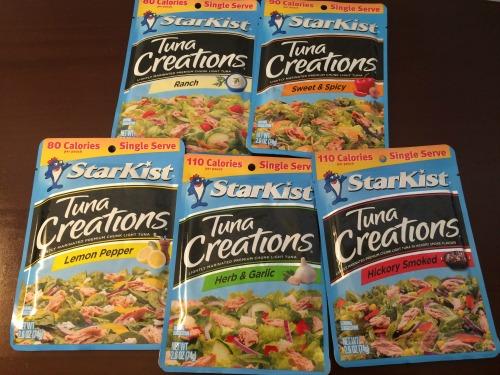Starkist Tuna Kit : Healthy eating with starkist tuna creations