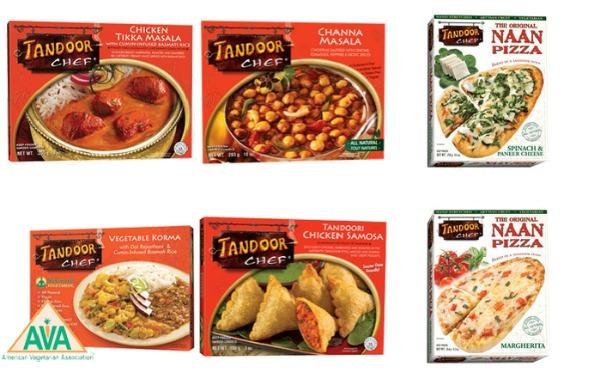 tandoor chef meals