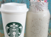 Copycat Starbucks Birthday Frappuccino