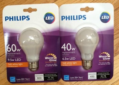 Philip's bulbs