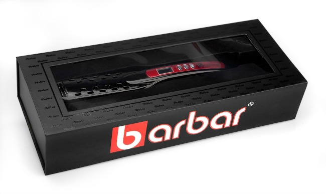 Barbar 2300 Titanium-Ionic 1.5 Flat Iron