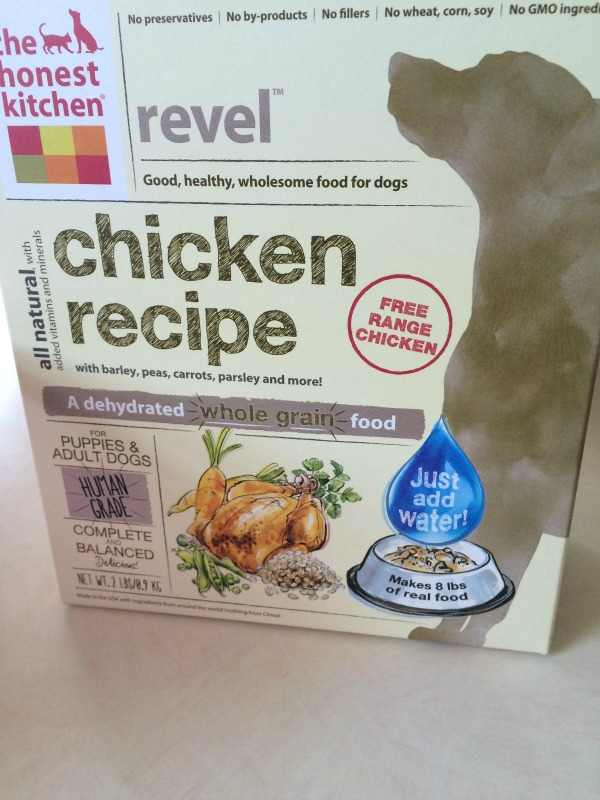 Honest Kitchen Revel Chicken Dog Food Review Budget Earth