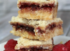 Raspberry Bar Recipe Feature