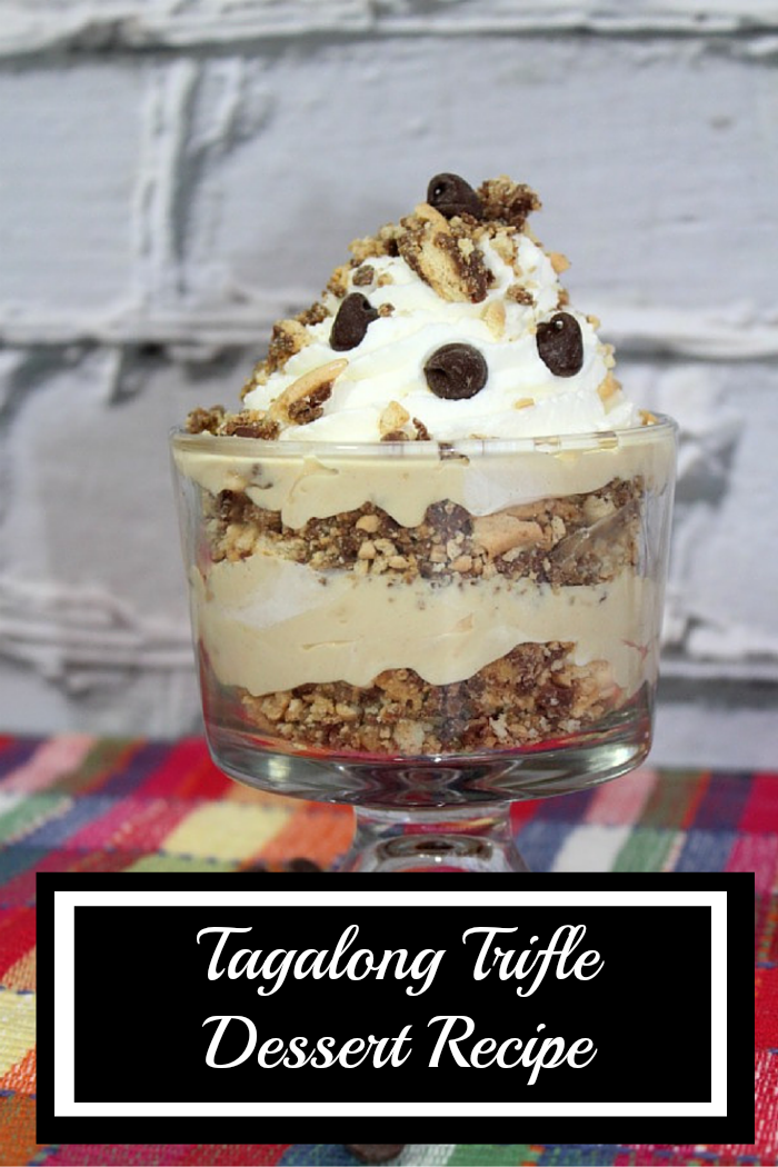 Tagalong Trifle Dessert Recipe