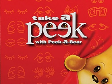 Take a Peek with Peek a Bear