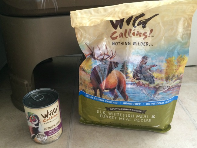Wild Calling All natural food