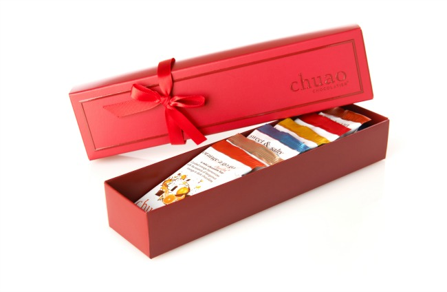 assorted chocopod 8 piece gift set