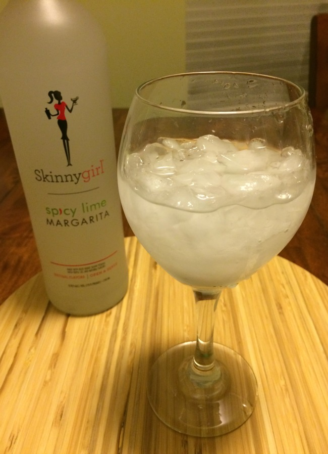 spicy lime margarita