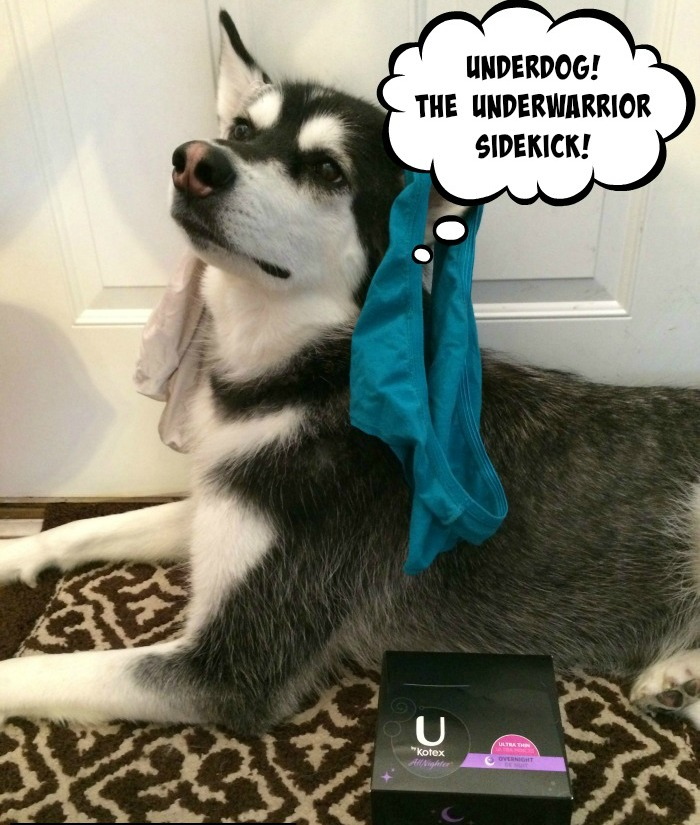 Underdog the Underwarrior sidekick 2