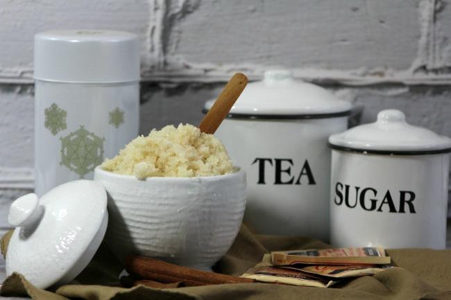 Vanilla chai scrub 1-2