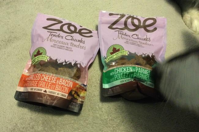 Zoe Tender Chunks 4