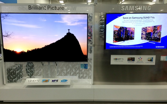 Samsung SUHD Feature