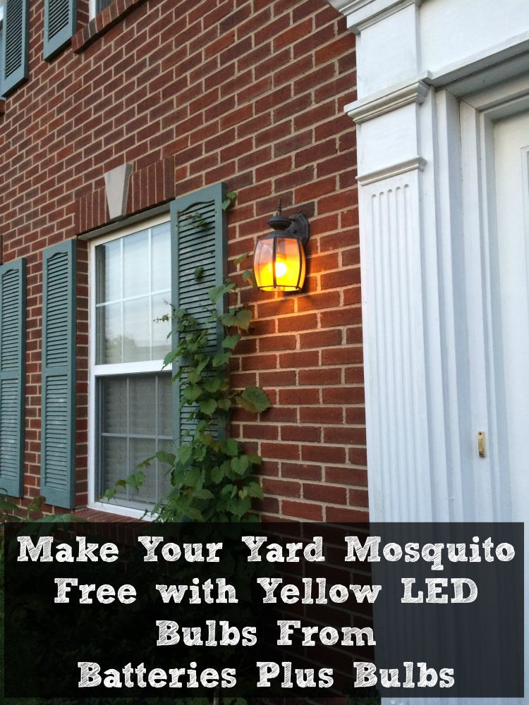 Looking for a way to fight back against harmful bugs & mosquitoes this summer? Learn how you can fight back against bugs & save money with yellow LED bulbs here!