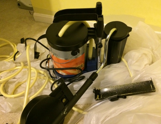 Want to make painting easy & fun? See what we think of the HomeRight Pro Electric Paint Roller here!