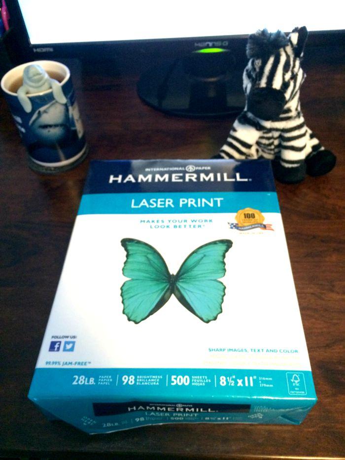 Hammermill Laser Print Paper