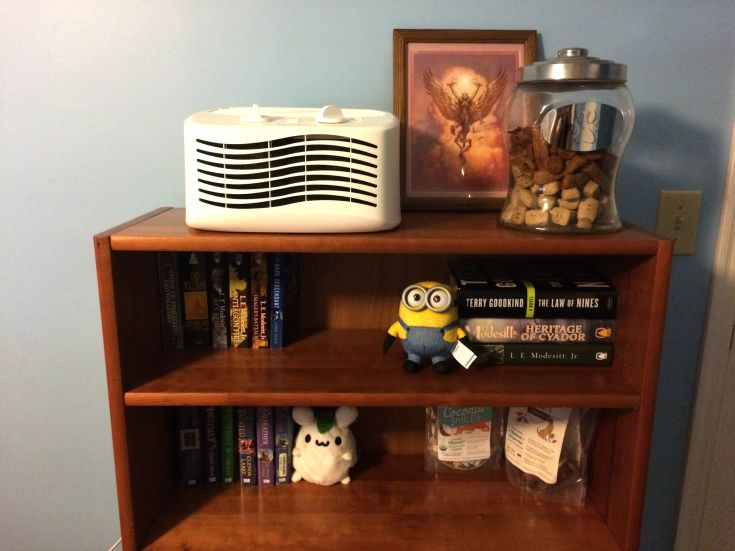 Looking for a way to make your home smell amazing & fight back against dust? Check out our latest household addition - the Febreze Air Purifier & what we think! #KeepingitFresh