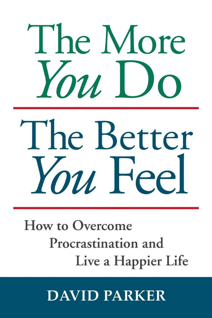 Looking for a book to help you fight back against procrastination? See what we think of our latest read - The More You Do The Better You Feel here!