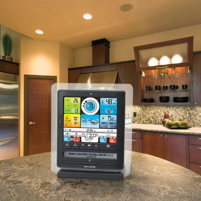 Want to know the exact weather outside your home and in your community? See what we think of the AcuRite Weather Environment System here!