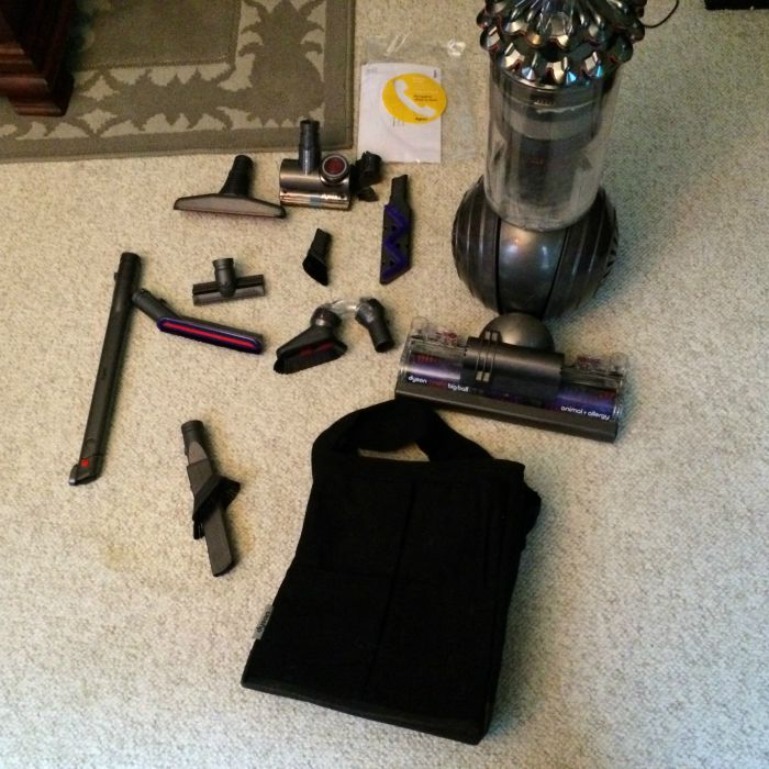 Need a brand new vacuum? See what we think of the Dyson Cinetic Big Ball Animal + Allergy Vacuum & why we think you need it here!