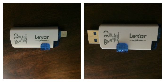 Looking for a way to transfer files and pictures quickly on your smartphone or tablet? See what we think of the Lexar JumpDrive M20 Mobile USB 4.0 Flash Drive here!
