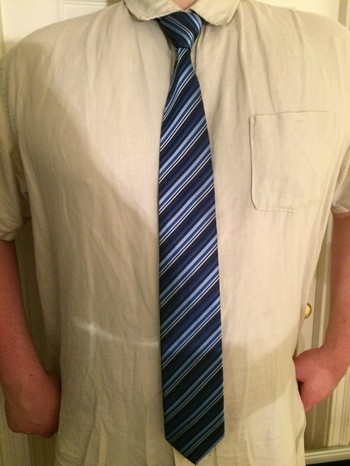 Want to make wearing a tie as easy as possible for guys? See what we think of GoTies & why guys need them here!