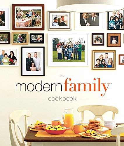 Looking for the perfect cookbook for someone who loves The Modern Family? See what we think of the Modern Family Cookbook here!