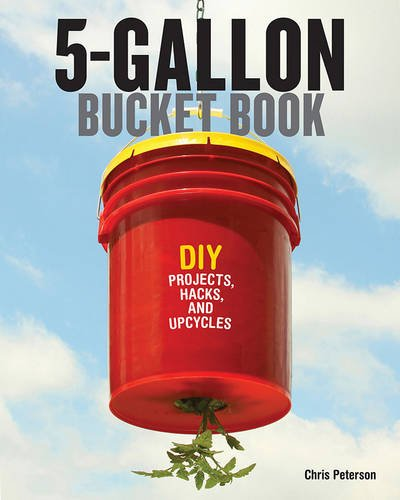 Looking for some fun DIY projects? See what we think of the 5 Gallon Bucket Book here!