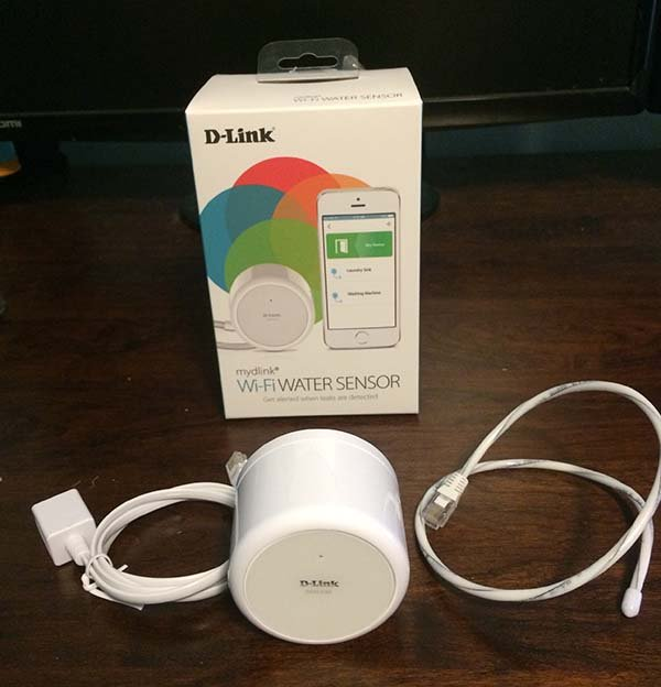 Want to protect your home from water damage & gets alerts before things get out of hand? See how the D-Link Wi-Fi Water Sensor can help here!