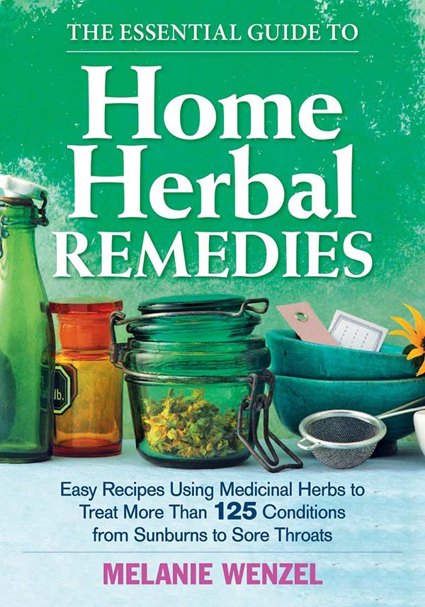Want to learn more about herbal remedies and how you can make this medicine in your own home? See what we think of the The Essential Guide to Home Herbal Remedies & enter to win a copy for yourself!