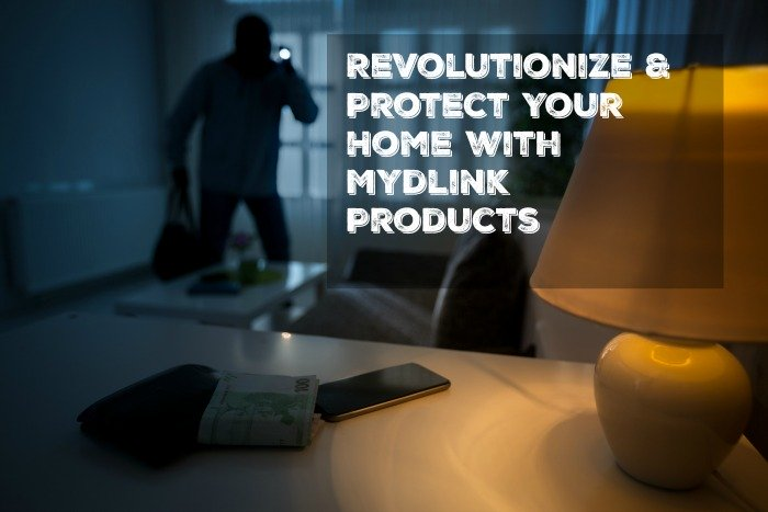 Want to protect your home & make it more user friendly? Learn how the mydlink line of DIY home security solutions & automation products can help here!