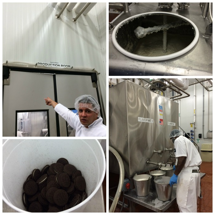 Want to learn more about how true ice cream is made? Check out our exclusive tour of Graeter's ice cream facility & learn how their ice cream is made here!
