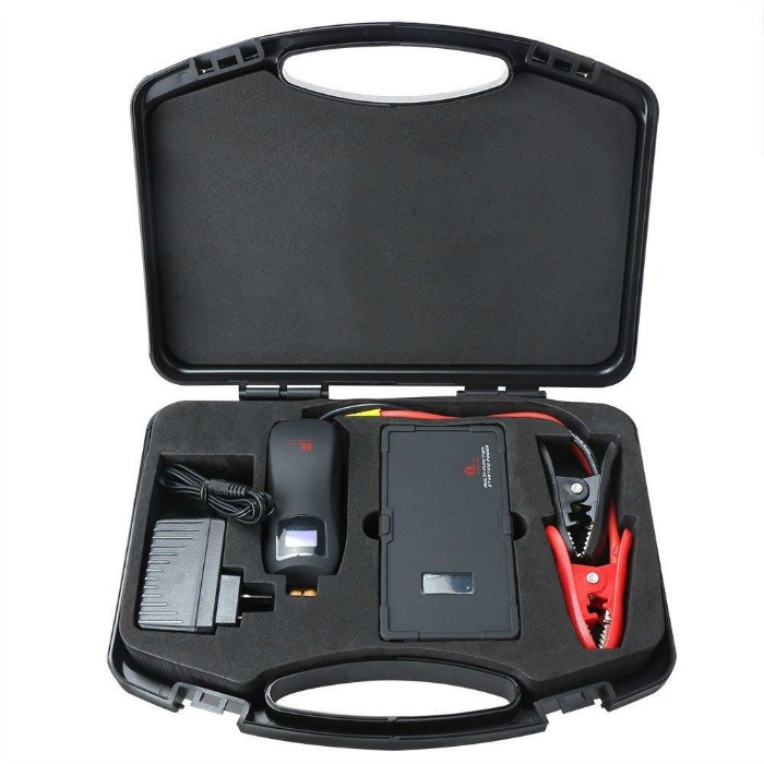 Looking for an easy way to jump your battery in case of an emergency? See what we think of the Multi-Function Smart Portable car Jump Starter Powerbank here!