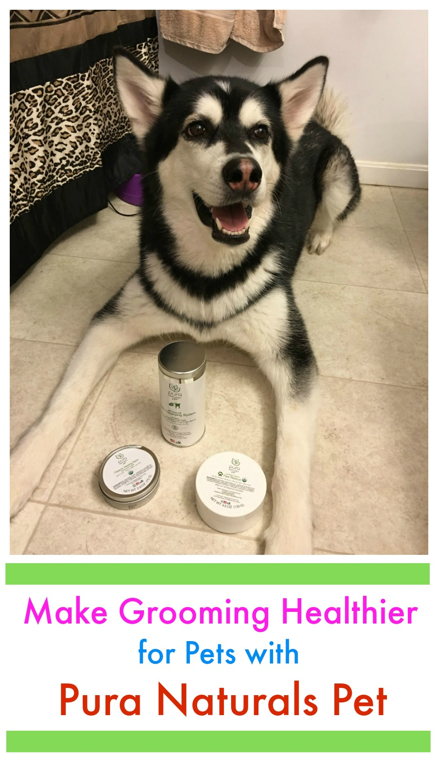 Looking for high quality, organic grooming products for your pets made from all natural ingredients? See what we think of Pure Naturals Pet products here!