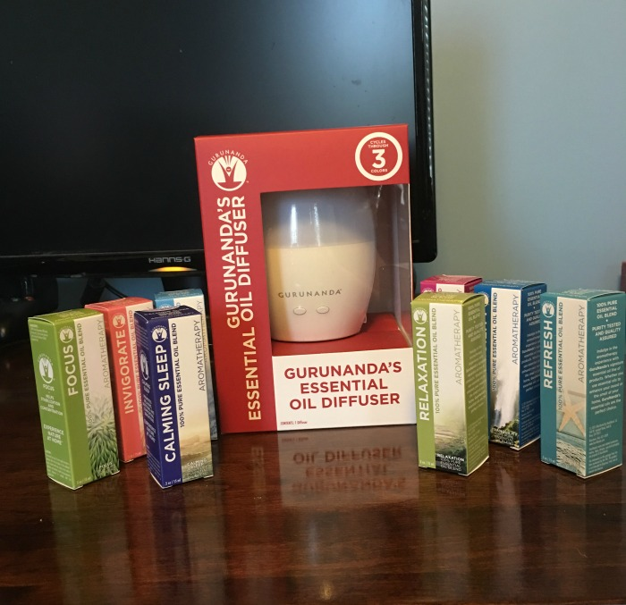 Want to make your home more relaxing with aromatherapy? See why we love GuruNanda line of essential oils & diffusers here!