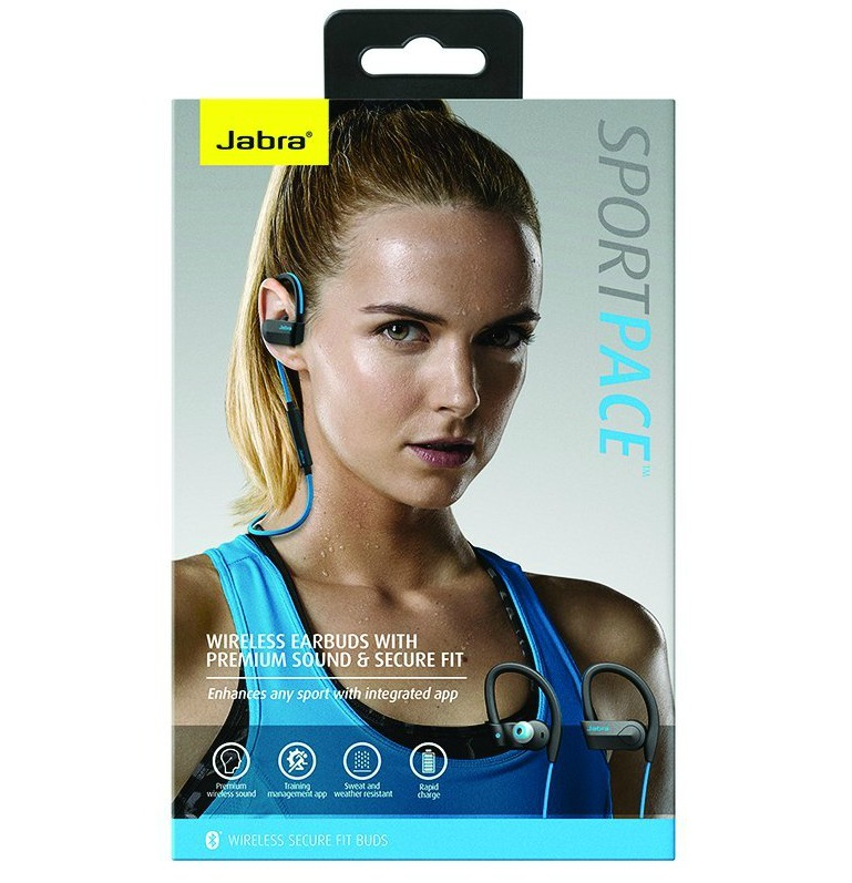 Do you love to listen to music when you exercise? See how the Jabra Sport Pace can make your music & your exercise routine even better here!