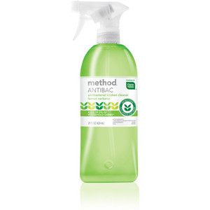 Green Cleaner Review: Method Anti-Bacterial Kitchen Cleaner
