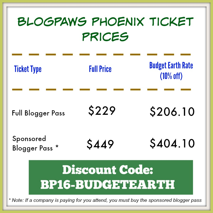 Blogpaws Discount Prices