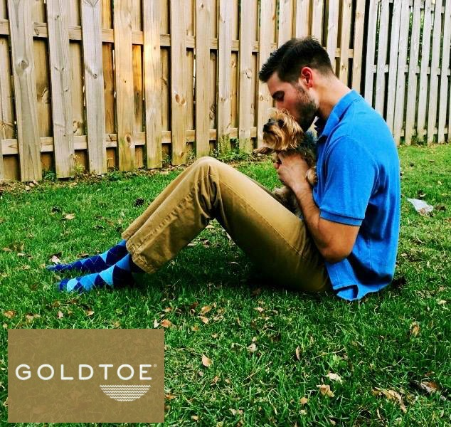 Looking for the perfect socks for a guy in your life? See why we are fans of Gold Toe socks for men here!