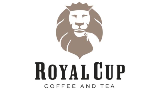 Roytal cup coffee