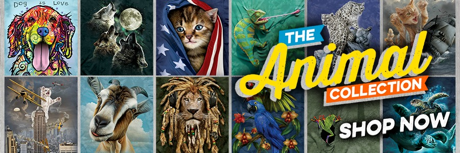 animals from The Mountain
