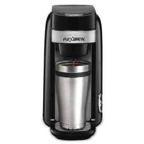 Want a new coffee pot? Enter to win a Hamilton Beach FlexBrew, coffee, & cocoa here!