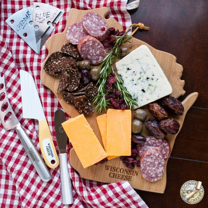 Want some yummy cheese? Enter to win a $100 Wisconsin Cheese Prize Pack here!