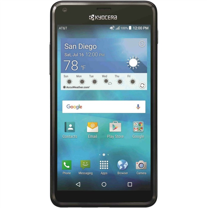 Kyocera Hydro SHORE Smartphone