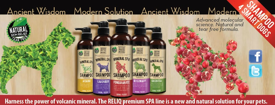 Reliq Pet Shampoo