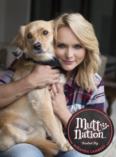 Miranda and Bellamy with MuttNation LogoSm